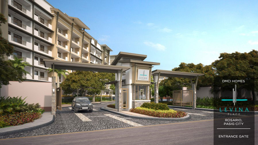 Levina Place Rosario Pasig City Dmci Real Estate