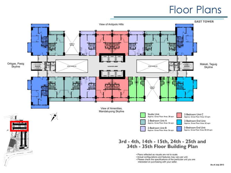 Lumiere Residences Shaw Pasig DMCI Homes Online