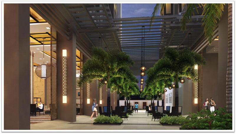 Palm Promenade
