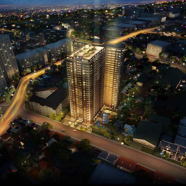 One Castilla Place Development