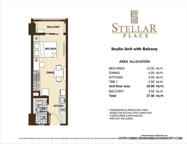 Stellar Place Quezon City Dmci Homes Online