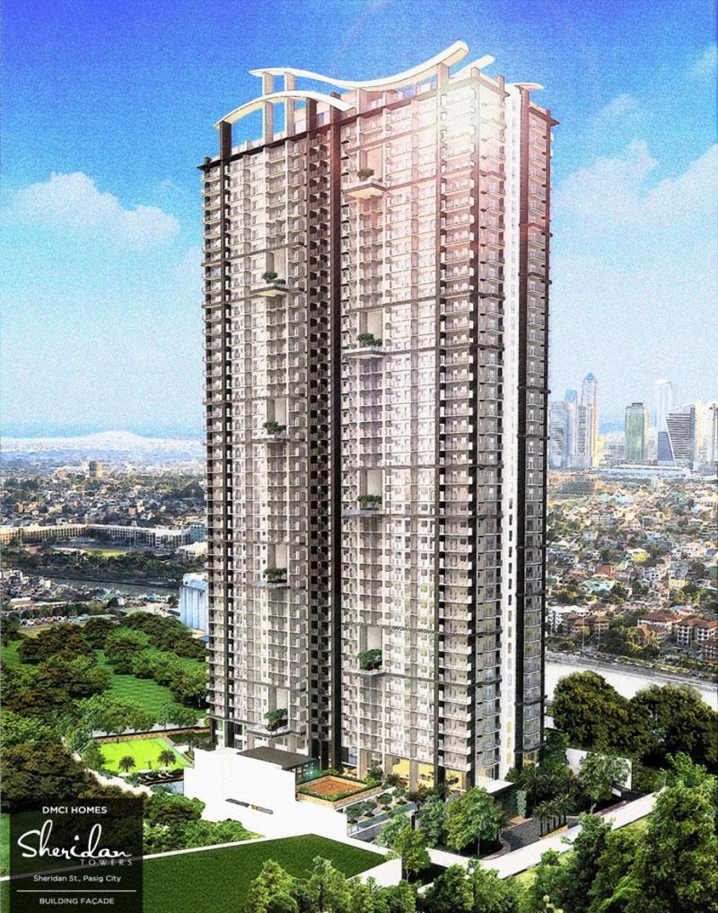 Sheridan Towers Pasig Mandaluyong