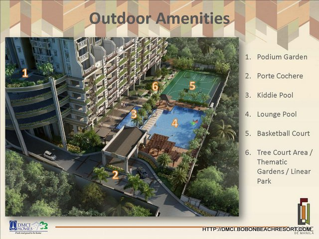 Torre de Manila Outdoor Amenities
