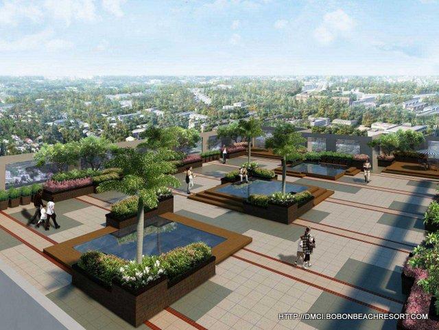 Roof Deck Gardens