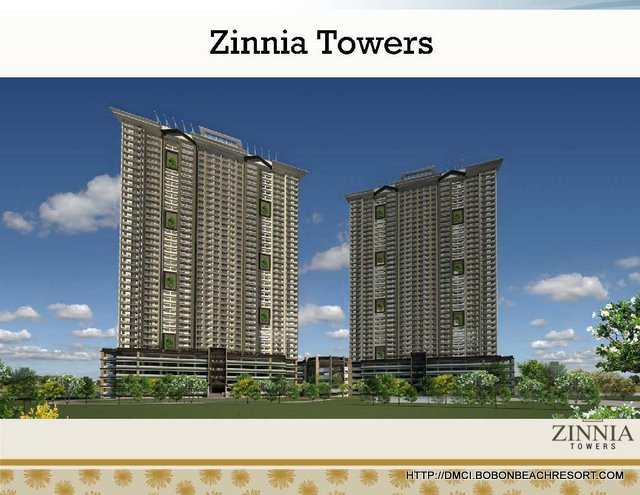 Zinna Towers Facade