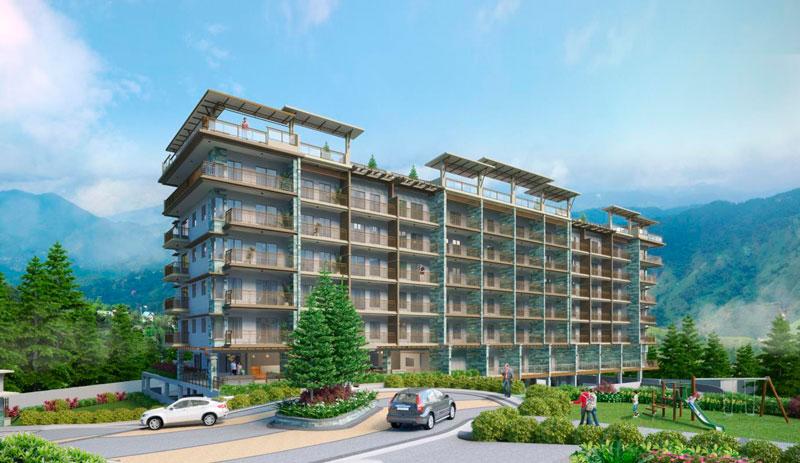 Bristle Ridge Condominium Baguio City