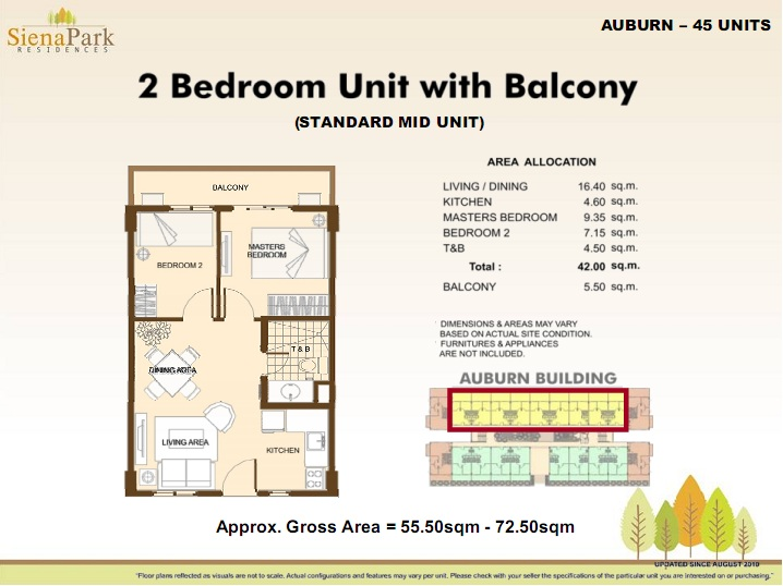 Siena Park Residences Dmci Bicutan Paranaque on toyota sienna end