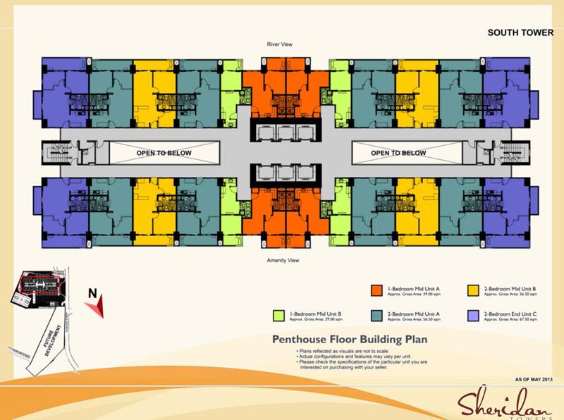 Sheridan Towers Pasig Mandaluyong DMCI Homes Online