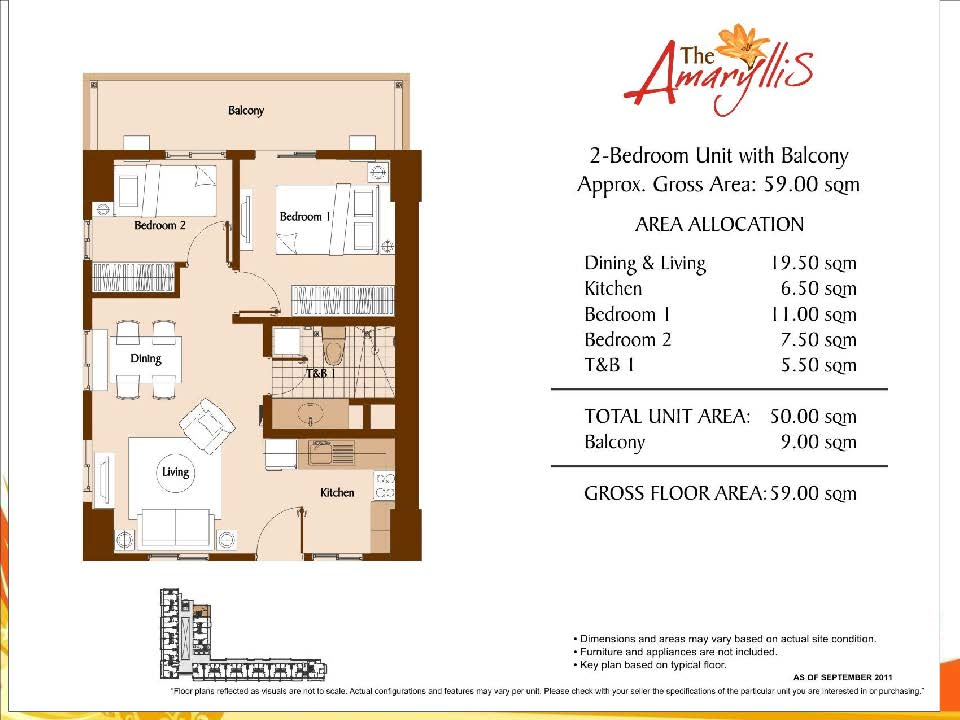 The amaryllis quezon city dmci homes online for 8 sqm room design