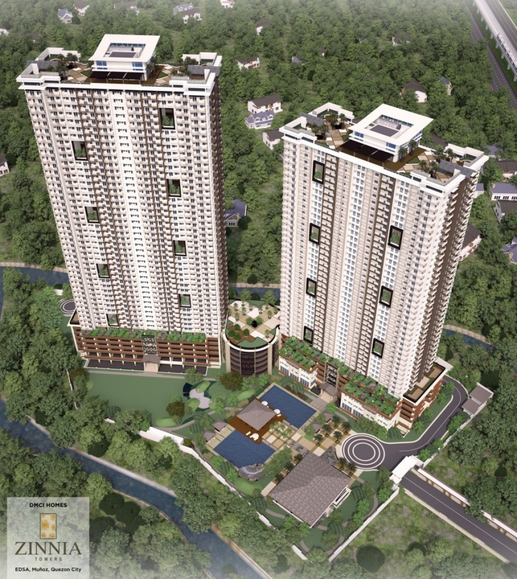 Zinnia Towers Quezon City