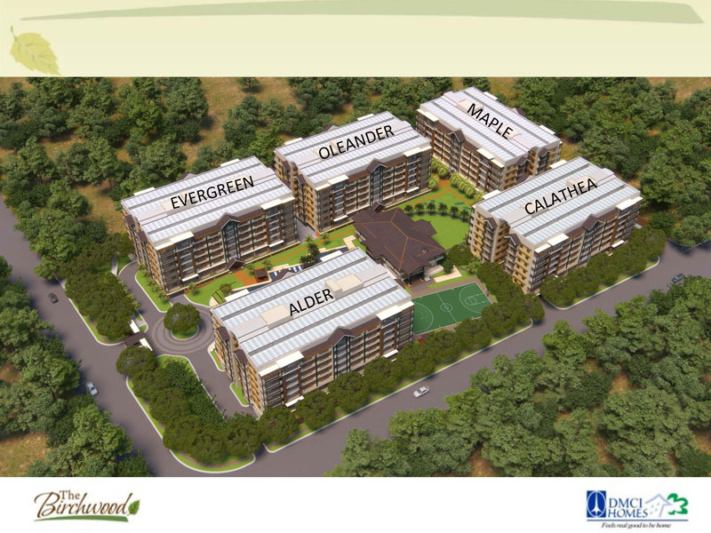 Birchwood residences acacia estates taguig dmci homes online The birchwood