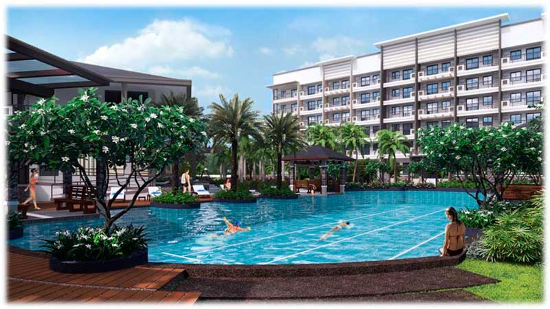 Asteria Residences Adult Pool