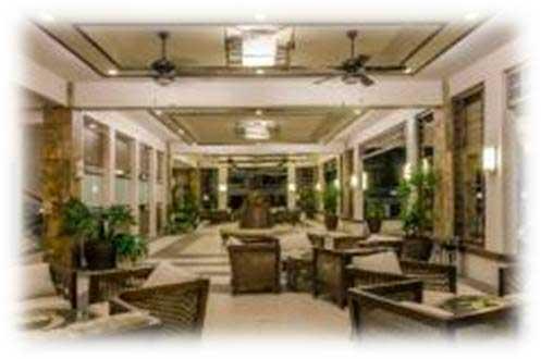 Asteria Residences Lounge Area