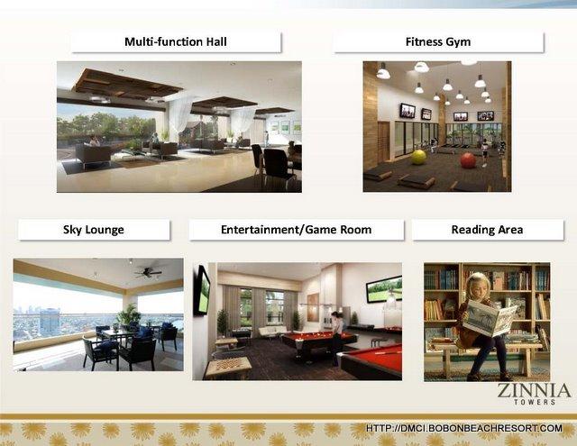 Zinnia Towers Indoor Amenities