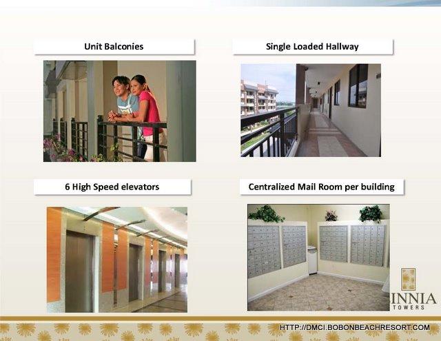 Zinnia Towers Facilities