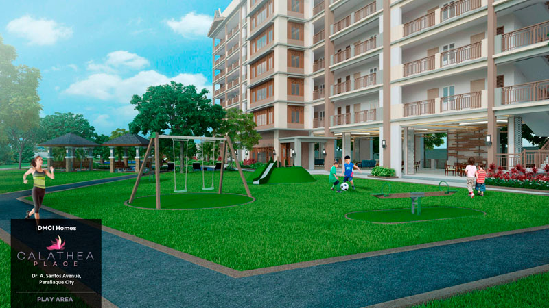 Calathea Place Play-Area