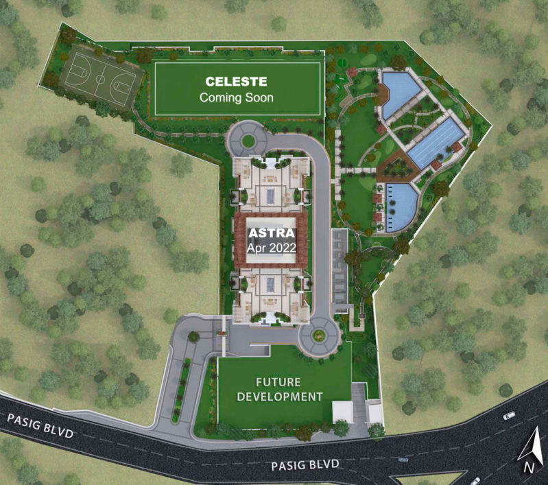 Prisma Residences Site Development Plan