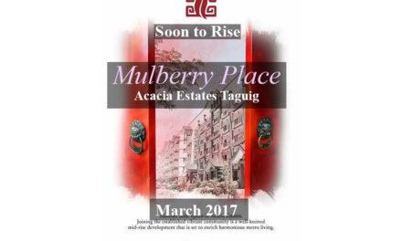Mulberry Place DMCI Taguig