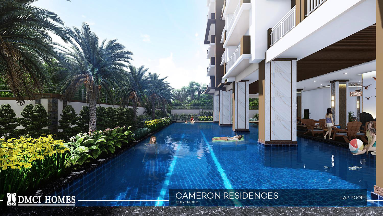 Cameron Residences Dmci Lap Pool Dmci Homes Online